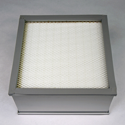 HEPA and ULPA Filters both square and round.